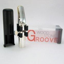 Photo4: Wood Stone Alto Saxophone Mouthpiece