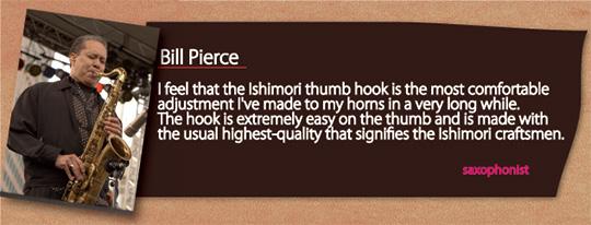 wood atone Thumb Hook Franceschini