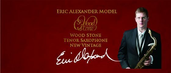 wood stone tenor saxophone Eric Alexander model