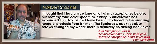 wood stone ligatur Norbert Stachel