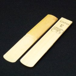 Photo2: Wood Stone B♭ Clarinet Reed