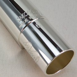 Photo4: Wood Stone Alto Saxophone Mouthpiece