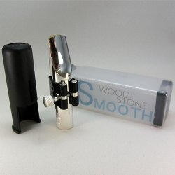 Photo5: Wood Stone Alto Saxophone Mouthpiece