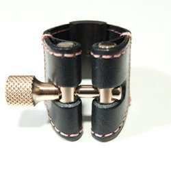 Photo3: Wood Stone/Ligature/for B♭ Clarinet/KODAMAII/for FRENCH rubber/Limited color