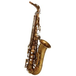 Photo1: Wood Stone/Alto Saxophone/New Vintage/AF