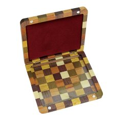 Photo2: Wood Stone Reed Case for Soprano ,Alto Saxophone